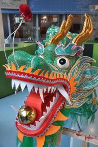 Chinesischer Drache Neujahrsfest